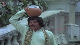 Nayudu Gari Abbai Telugu Full Movie Part -1 | Kirshna, Ambika | Sithaara