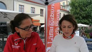 Lärarförbundet Karlskrona utvecklingssamtal val 2018 Socialdemokraterna