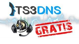 IP EN LETRAS / DNS PARA TS3 GRATIS !!!