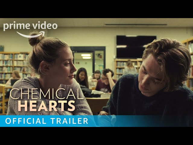Chemical Hearts - Official Trailer | Prime Video