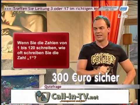 9LIVE - ZAHL ODER ZIFFER - CITV.NL