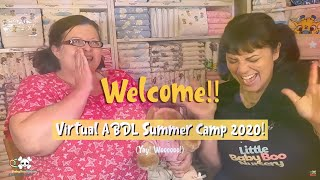 Welcome to Virtual ABDL Summer Camp 2020!