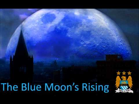 Man City Blue Moon Song (Ricky Hatton Version)