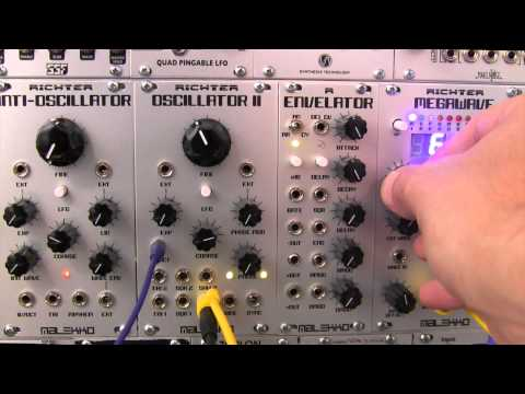 Modular Wild-Malekko Heavy Industry-Richter Megawave-Bank 0