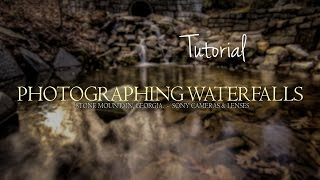 How-To: Photograph Waterfalls on the Sony a6000 (Using HDR) - AskTheProfessor