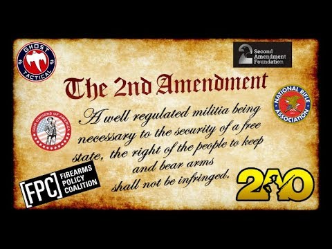 Unifying The 2A Organizations:  What Can We Do?  Tactical Tuesday 78