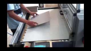 Cardboard Grooving Machine For Box Making