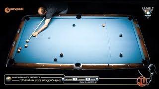 #10 - Ernesto DOMINGUEZ vs Jason WILLIAMS / 7th Annual, Cole Dickson 9-Ball Memorial Tournament