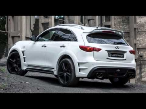 2017 Infiniti Qx70 Release Date And Price
