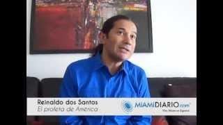 Profecías de Reinaldo dos Santos sobre el proceso migratorio en EE.UU.