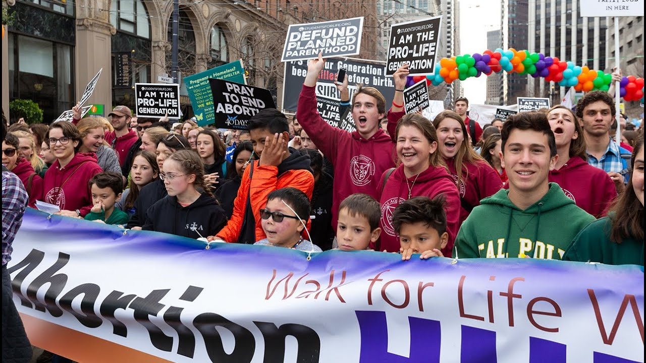 Walk for Life West Coast | A new tradition. A new voice.