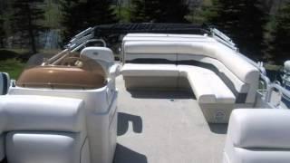2007 Starcraft Sunchaser 8522//75hp Yamaha//Bunk trailer  Used Boats - Alexandria,Minnesota - 2014-0