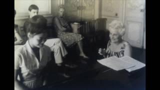 Jeanne-Marie Darré - Masterclass - Liszt - Chopin