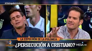 Tremendo cara a cara entre Quim Domenech y Edu Aguirre por Cristiano