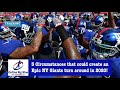 New York Giants | 3 Circumstances that could create an Epic NY Giants turn around in 2020!