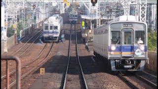 本線・高野線・泉北線の電車が続々到着 南海新今宮駅の朝ラッシュ撮影まとめ