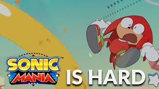 Sonic Mania is Mean: Mania Clips Video