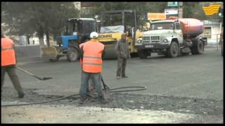 Более трех миллиардов тенге будет вложено в ремонт актюбинских дорог(На некоторых улицах сменят асфальтобетонное покрытие, увеличат количество полос и построят новые тротуары..., 2015-05-30T13:54:43.000Z)