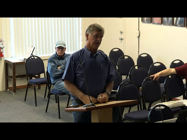 Cottonwood Planning and Zoning Commission Meeting March 19 2019