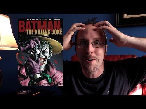 Dougs Thoughts on Batman: The Killing Joke
