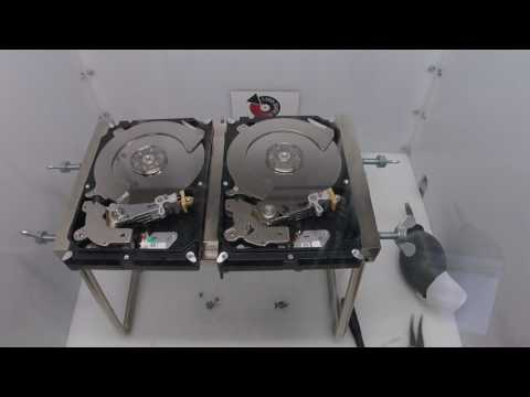 Seagate ST2000DL001 Head Swap - Affordable Clean Room Data Recovery by $300 Data Recovery