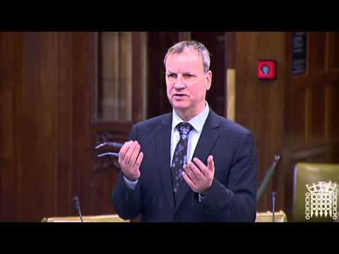 Pete Wishart MP on House of Lords Reform