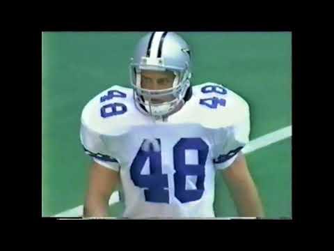 1992-10-18 Kansas City Chiefs vs Dallas Cowboys