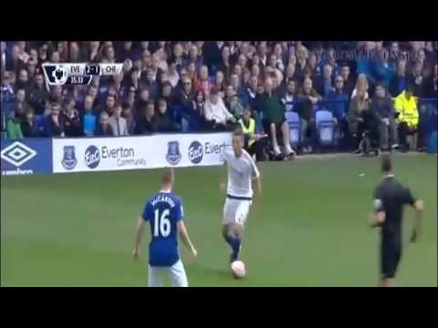 Everton vs Chelsea 3-1 12/09/2015 ~ All Goals