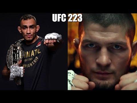 Прогнозы бойцов UFC на поединок Хабиб Нурмагомедов VS Тони Фергюсон