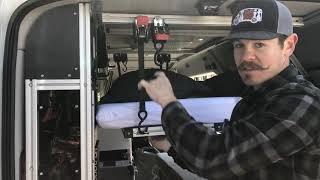 Modular Bed System - GRIT - Adventure Rig Rentals