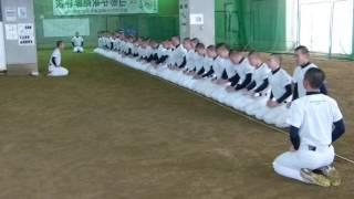 リーダーセミナー山形講座ー山形中央高校③挨拶練習