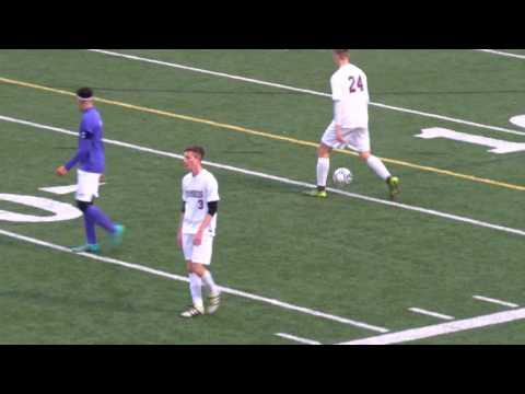 Arlington High School Boys Varsity Soccer vs Boston Latin - Nov. 5, 2016