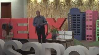 De líquida a sólida   Sergio  Rico   TEDxCondesaRoma