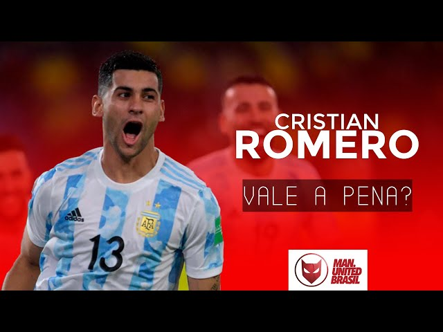 ANÁLISE MANUTDBR: Cristian Romero - vale a pena ou não para o Manchester United?!