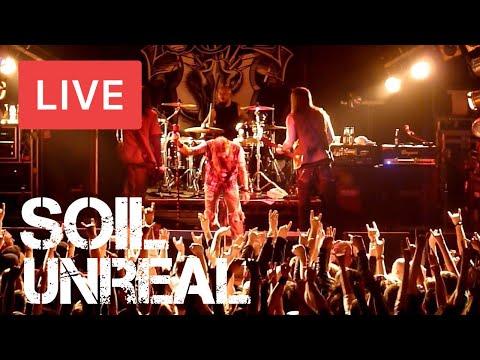 SOiL - Unreal Live in [HD] @ Electric Ballroom - London 2012