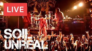 SOiL - Unreal Live in [HD] @ Electric Ballroom - London 2012