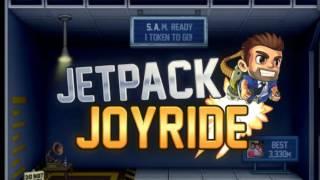 Jetpack Joyride (PC) Part 1 Gameplay
