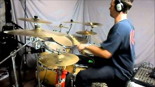 SLAYER - Crionics - drum cover