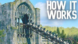How Hagrid's Motorbike Adventure Works