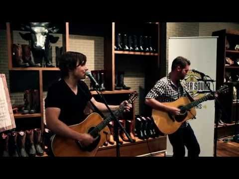"""Charlie Worsham """"Rubberband"""" - The Warner Sound Sessions  at CMA Fest"""