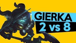GIERKA 2 VS 8 (+ recenzja nowych słuchawek)