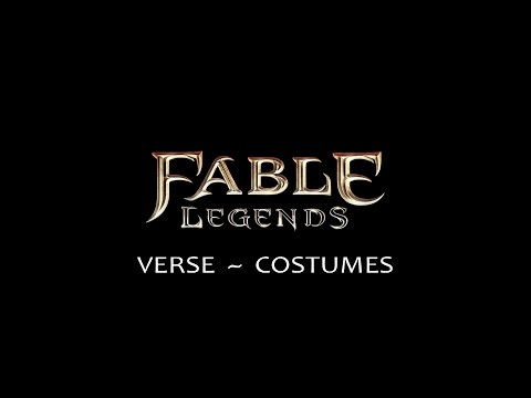 Fable Legends - Character Costumes - Verse