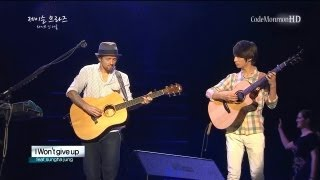 Jason Mraz ft. Sungha Jung - 93 Million Miles / I won't give up (May 31, 2013) MP3