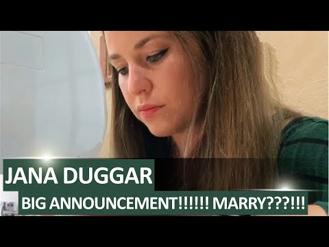 WATCH!!! 'Counting On': Jana Duggar Seemingly Will Make Big Announcement!!! Courtship Or Marry??!!