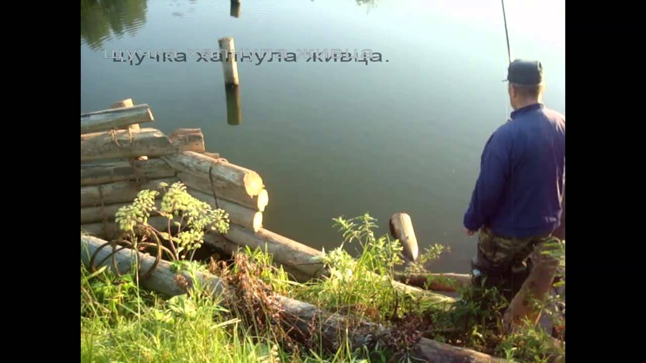 рыбалка на тулве видео