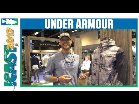 Under Armour Goretex Shoreman Jacket & Pants | ICAST 2017