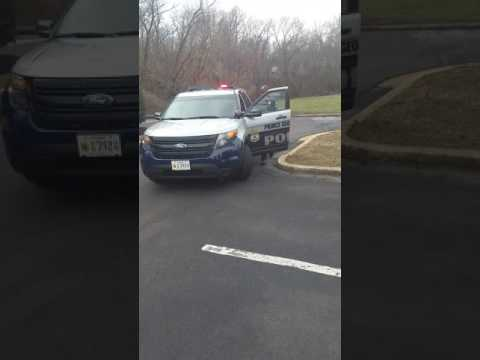 PG county MD police illegal search pt 1