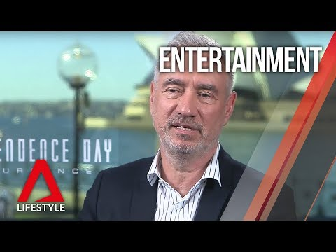 Why Destroy Singapore? Independence Day: Resurgence Director Roland Emmerich Explains