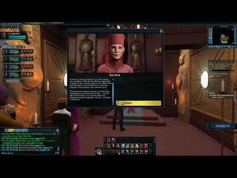 Star Trek Online - Teacher's Corner - Storm Clouds Gather Playthrough