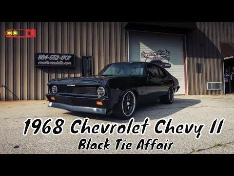 1968 Chevrolet Nova - Classic Car Restoration